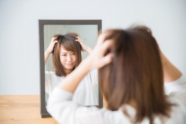 薄毛を増やさない髪の洗い方